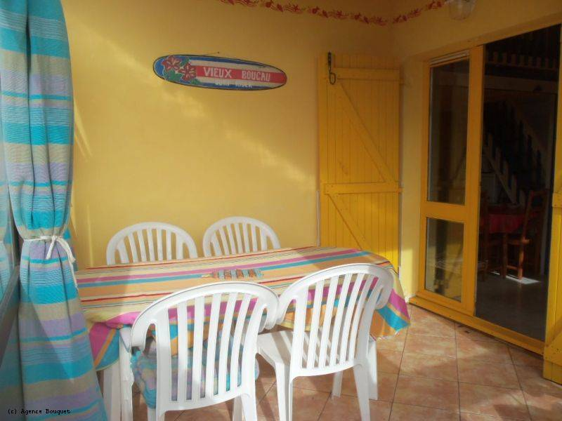 Holiday rental in Vieux Boucau. Apartment for 6 people