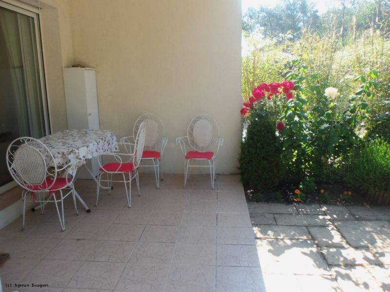 Holiday rental in Vieux Boucau. Apartment for 5 people