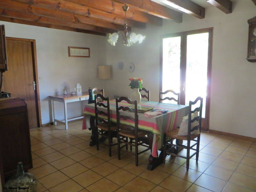 holiday Holiday villa for 8 to rent in Vieux Boucau to rent from Agence Bouquet
