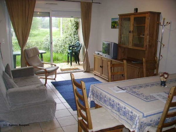 holiday Holiday semi detached house for 6 to rent in Vieux Boucau to rent from Agence Bouquet