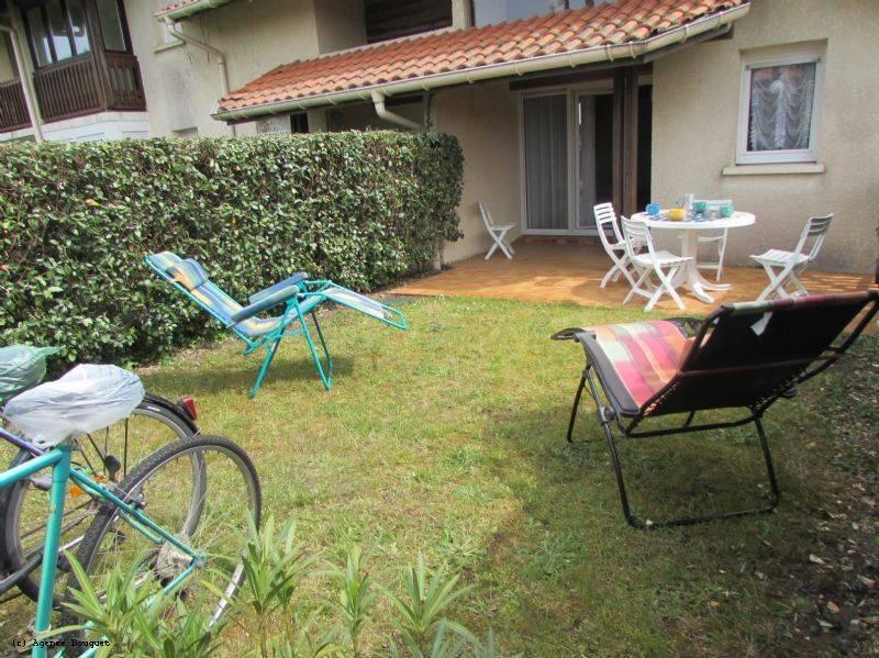 Holiday rental in Soustons Plage. Apartment for 4 people