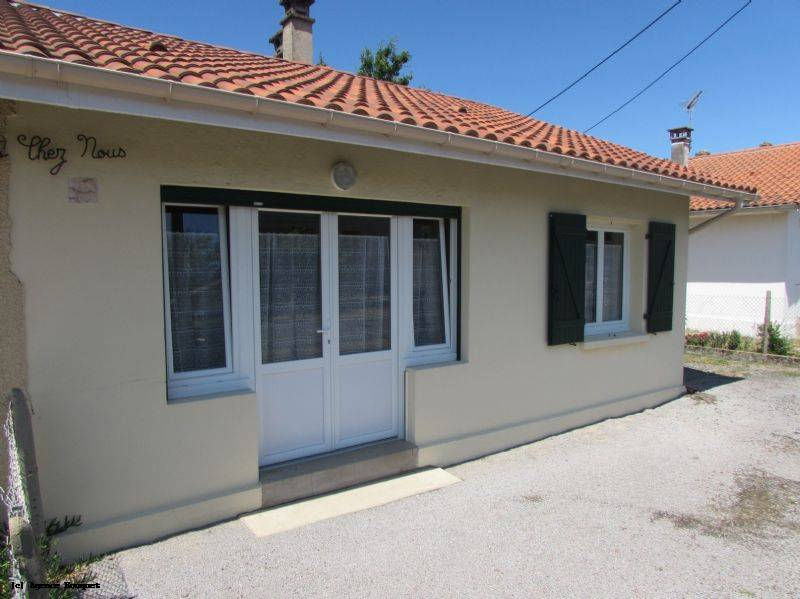 Holiday rental in Vieux Boucau. Semi detached house for 6 people